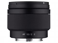 Samyang AF 12mm F2.0 SONY E