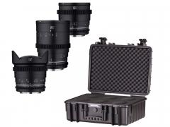 Samyang VDSLR MK2 3 Lens Kit Canon RF