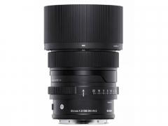 Sigma 65mm F:2 DG DN Contemporary (Sony E)