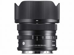Sigma AF 24mm F3.5 DG DN Contemporary (Sony E)