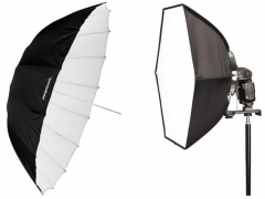 Softboxes & Umbrellas