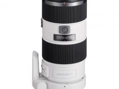 Sony 70-200mm F/2.8 G (Alpha)