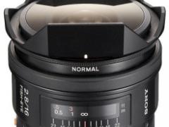 Sony 16mm F/2.8 Fisheye (Alpha)