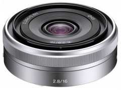 Sony SEL 16mm F/2.8 Pancake