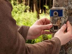 Thermal Imaging Monoculars/Trail Cameras
