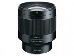 Tokina ATX-M 85mm F:1.8 Sony FE