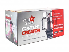 You Star Content Creator Video kit