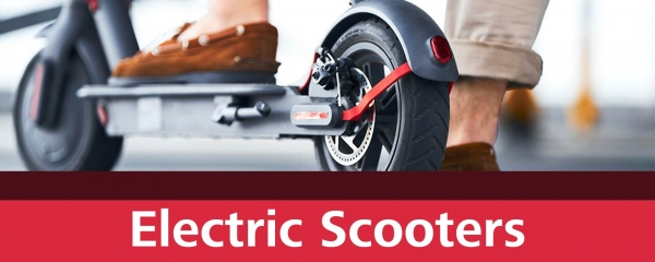 E-scooters Electric Scooters Camera Centre Ireland