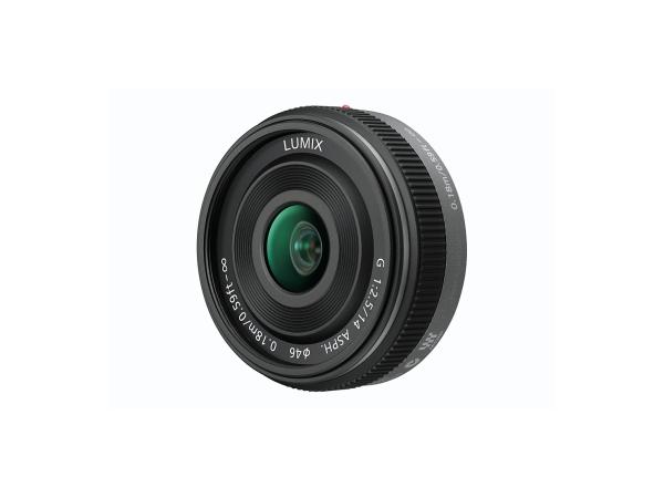 Panasonic Lumix G 14mm F:2.5 Asph