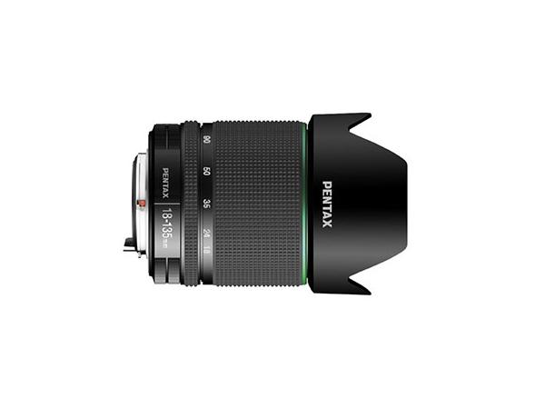 Pentax SMC-DA 18-135mm f/3.5-5.6 ED AL (IF) DC WR