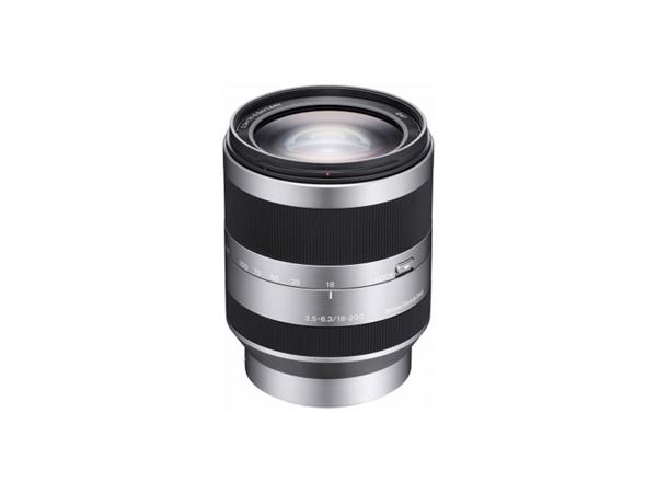 Sony SEL 18-200mm F/3.5-6.3 OSS
