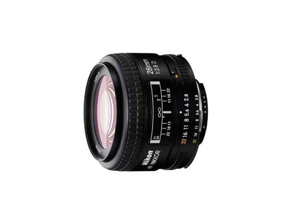 Nikon 28mm F/2.8 D AF