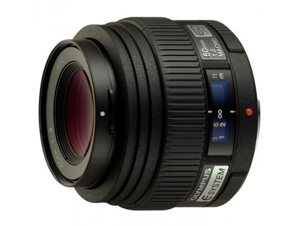 Olympus Zuiko Digital ED 50mm F/2 Macro