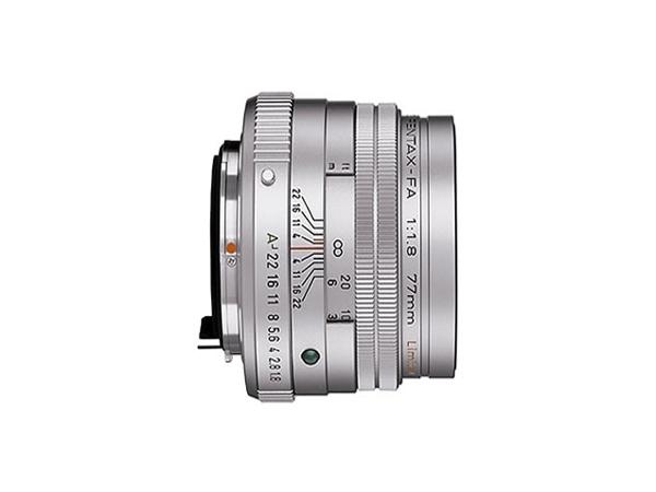 Pentax smc FA Limited 77mm f/1.8
