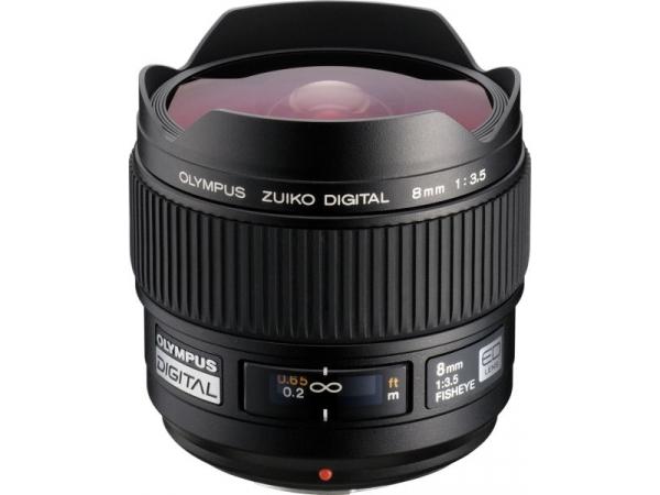 Olympus Zuiko Digital ED 8mm F/3.5 Fisheye