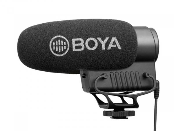 Boya BY-BM3051S Stereo/Mono Shotgun Microphone