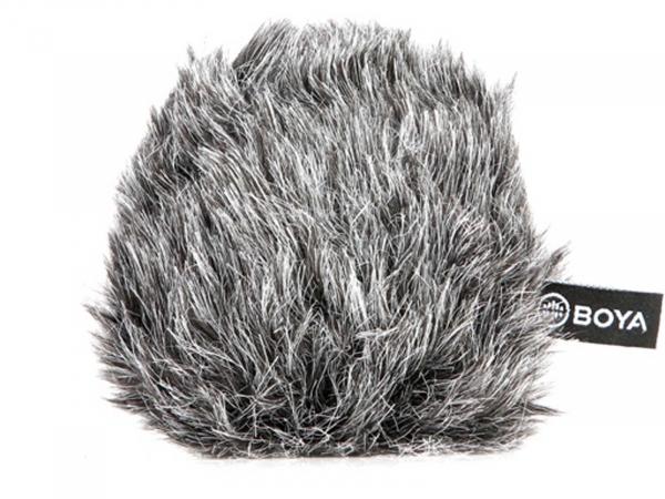 Boya BY-MM1+ Super-cardioid Condenser Shotgun Microphone