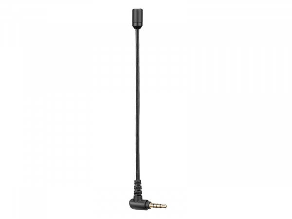 Boya BY-UM4 3.5mm Gooseneck Microphone (For Smartphone Devices)