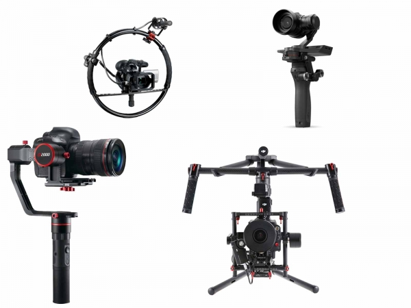 Gimbals,Rigs & Accessories