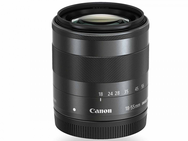 Canon 18-55mm EF-M IS F:3.5-5.6 (S/H)