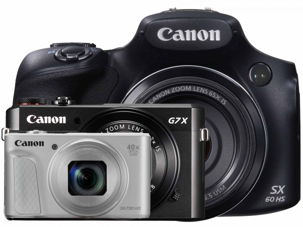 Canon Compact & Bridge