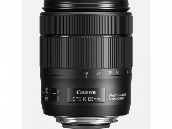 Canon EF-S 18-135mm F:3.5-5.6 Lens (S/H)