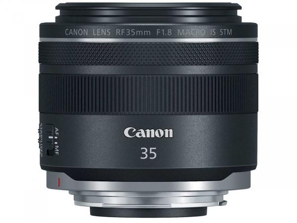 Canon Lens RF 35mm F:1.8 Macro IS STM