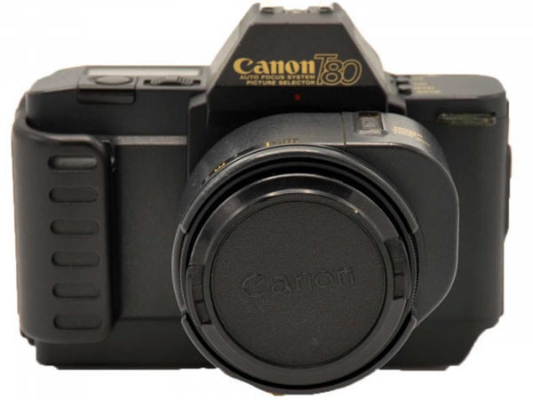 Canon T80 + 35-80mm Lens (S/H)