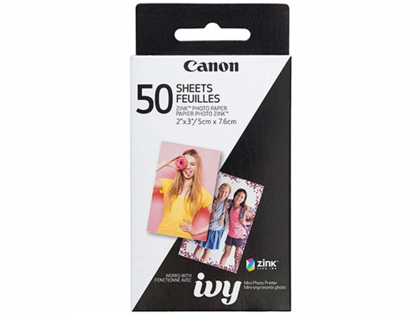 Canon Zoemimi Paper 50 Pack