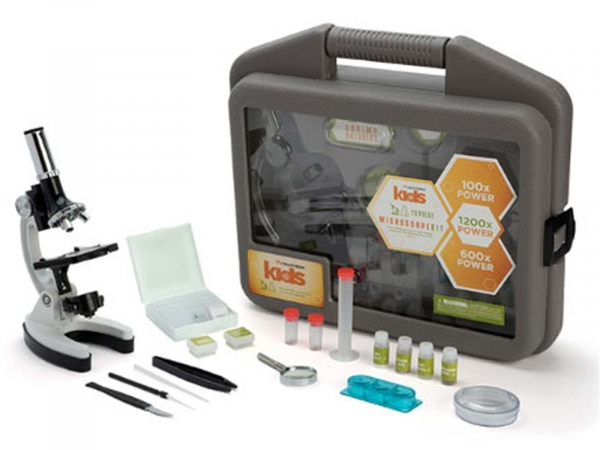 Celestron Kids 28 Piece Microscope Kit