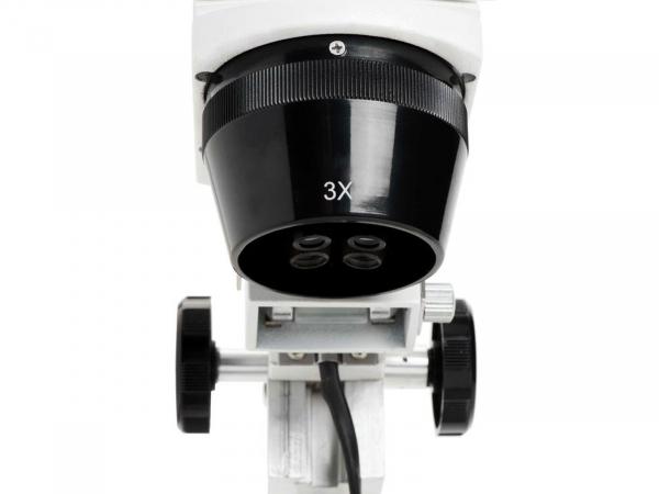 Celestron Labs S10-60 Stereo Microscope Universal Multi-Plug