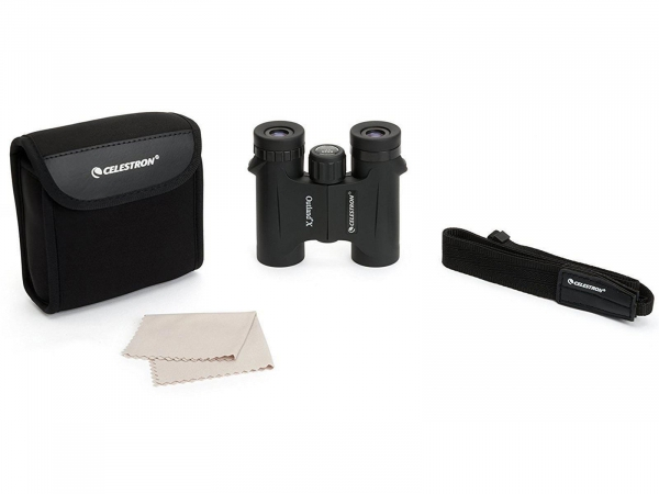 Celestron LandScout 10x25 Roof Prism Binoculars