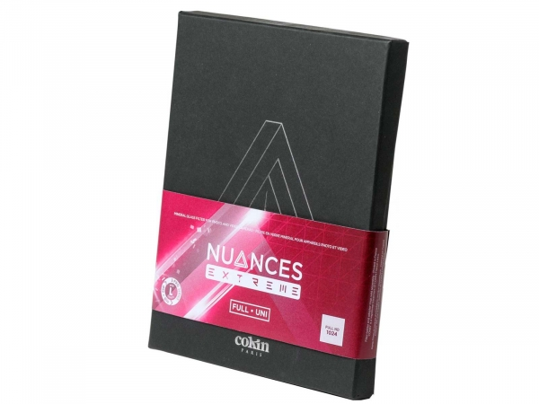 Cokin Nuances Extreme Full ND 64 Z-Pro L Series 6 Stops