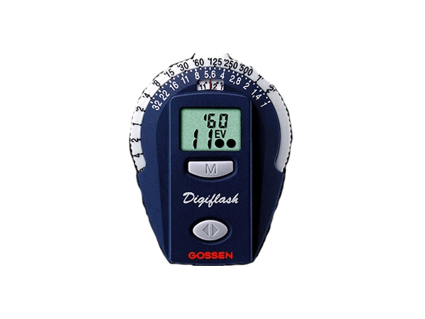 Gossen DigiFlash Meter