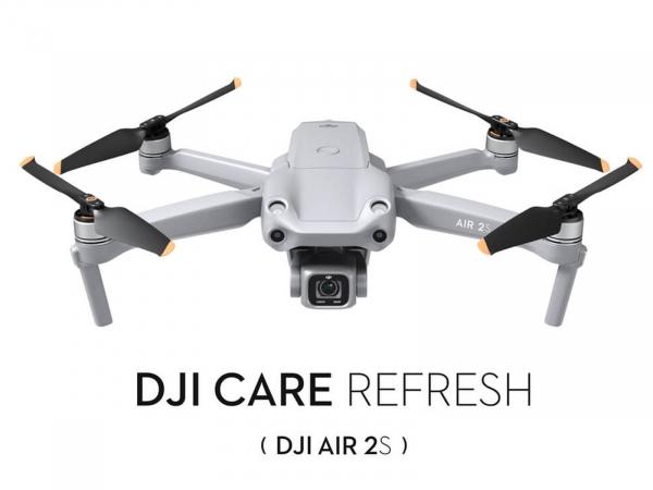 DJI Care Refresh 2-Year Plan (DJI Air 2S) UK