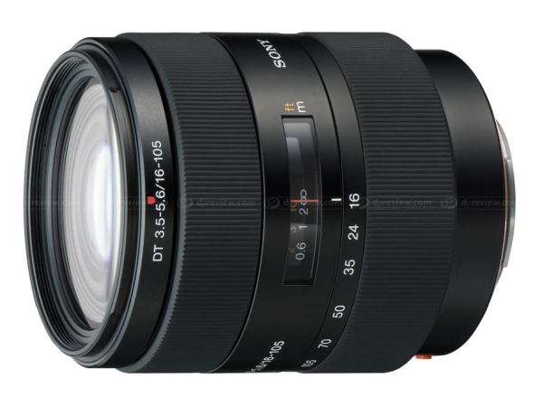 Sony 16-105mm F/3.5-5.6 DT (Alpha)