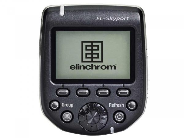 Elinchrom D-Lite RX One Softbox To Go kit with Skyport Plus