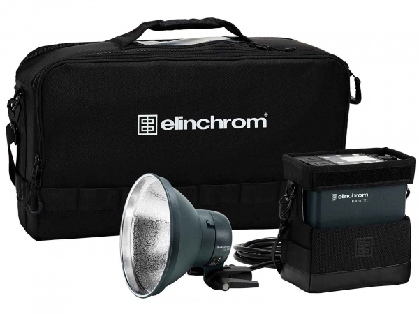 Elinchrom ELB 500 TTL To Go Kit (Single Head)
