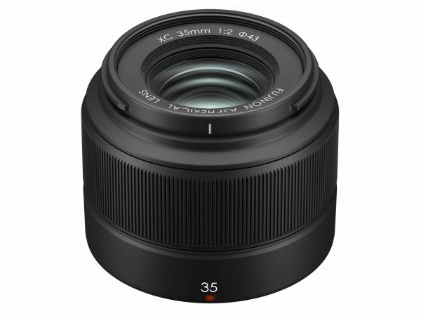 Fujifilm XC 35mm F2.0