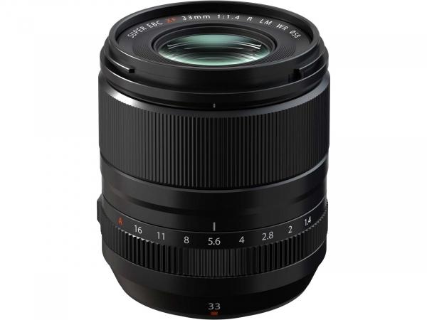 Fujifilm XF 33mm F:1.4 R LM WR