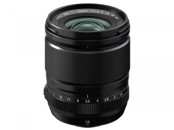 Fujifilm XF 18mm F:1.4 Lens