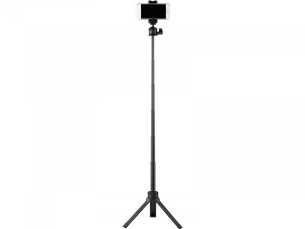 Gizomos GP-15ST Tabletop 2-In-1 Tripod & Selfie Stick Kit