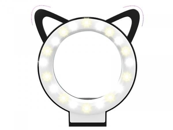 "Gizomos RK 46 5"" Ring Light (Live Streaming Creator Kit)"