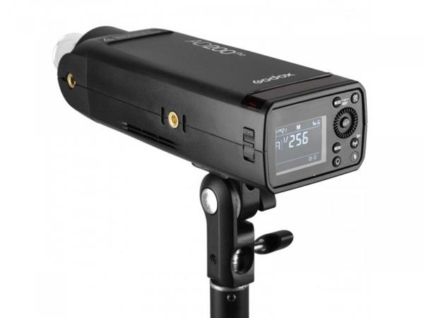Godox AD200 Pro Witstro Pocket Flash (TTL)