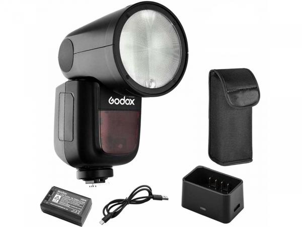 Godox V1 Round Camera Flashes