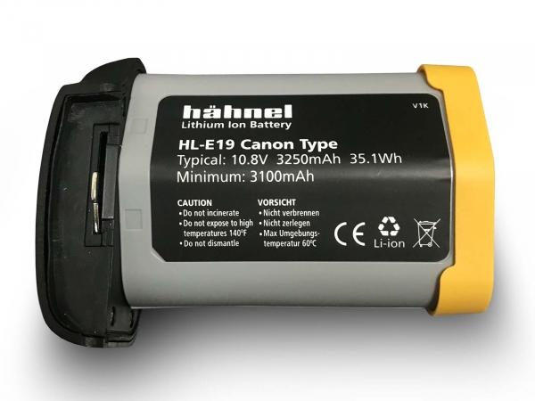 Hahnel HL-E19 for Canon