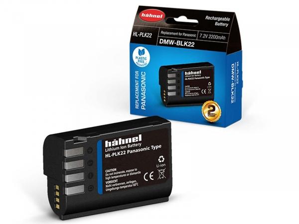 Hahnel Panasonic HL-PLK22