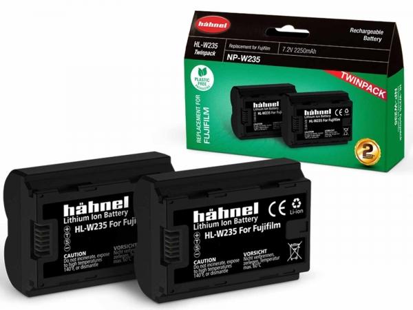 HL Fujifilm HL-W235 Twin Pack For Fuji