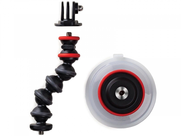 Joby Suction Cup And Gorilla Arm