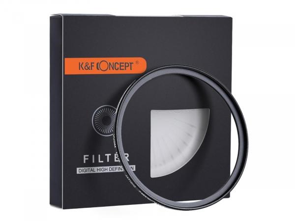 K&F 37mm Slim Multi Coated UV Protection Filter